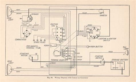Yale Forklift Four Way Switch Wiring Diagram by Model T Ford Forum Switch Questions