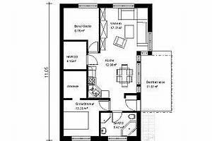 Hausplan Zeichnen Online : pultdach h user grundrisse ~ Lizthompson.info Haus und Dekorationen