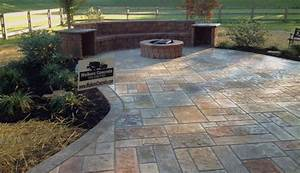 Walkers Concrete LLC - Stamped Concrete PatternsStamped