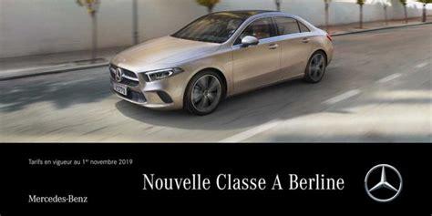 Opel combo life enjoy 1 6 neuve au maroc 2020. Classe A Berline Prix au Maroc de la Nouvelle Mercedes - Tkhayar.ma