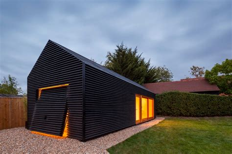 Garage House by Office And Garage By Design Acb