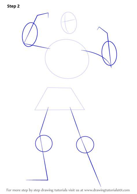 learn   draw hercules hercules step  step