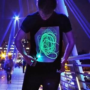 Mein Klarna Rechnung : interaktives leucht t shirt m online kaufen online shop ~ Themetempest.com Abrechnung