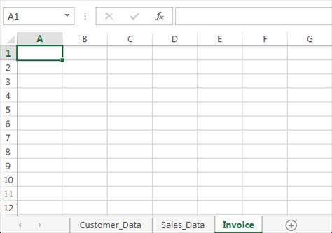 microsoft excel tutorials  business invoice  vlookup