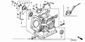 Honda Engines Gx120u1 Vx4 Engine  Jpn  Vin  Gcahk
