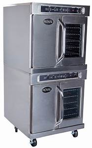 Electric Convection Ovens - Bakery Depth