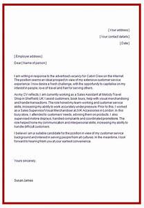 cover letter cabin crew experience resumes With cover letter for cabin crew position with no experience