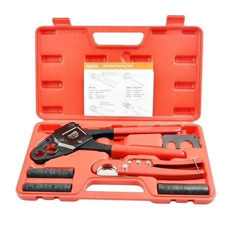 iws 1234c combo pex crimping tool kit most popular