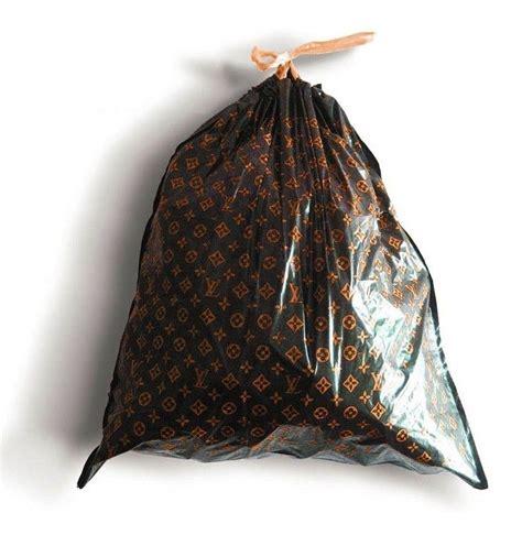 Ruben Verdu, Louis Vuitton Trash Bag, 2004  That Is Dope