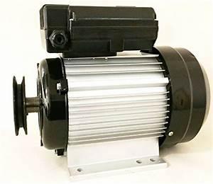 4hp Motor 220v 240v Volts 50hz 60hz Single Phase Electric