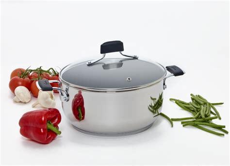 batterie de cuisine lagostina faitout inox tempra lagostina batterie de cuisine