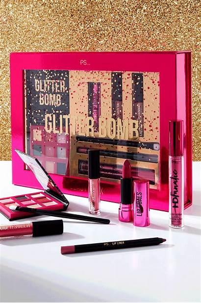 Glitter Primark Bomb Case Vanity Brush Beauty