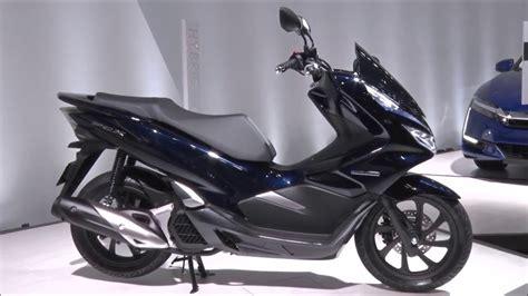 Honda Pcx Hybrid Image by 2018 New Honda Pcx Hybrid And Pcx Electric