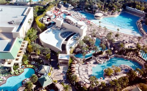 white chaise lounge 7 amazing las vegas resort pools swimming pool quote