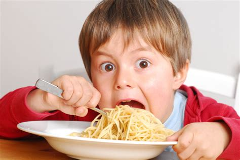 What to Do If Your Kid Is ALWAYS Hungry