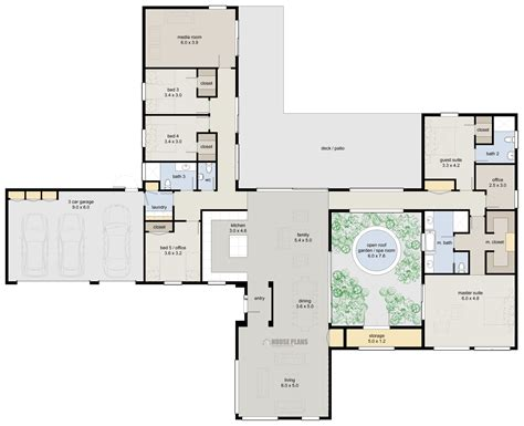 2 floor plans bedroom house plan 2 id 25301 house plans by