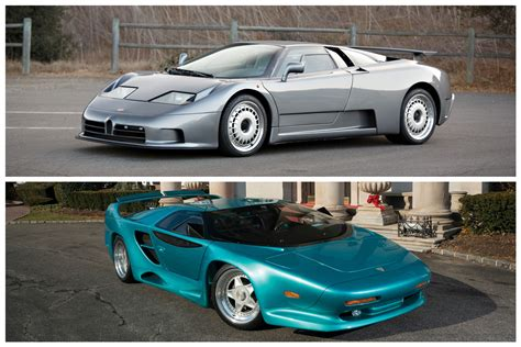 9 supercars from the '80s and '90s bringing the rad to ...