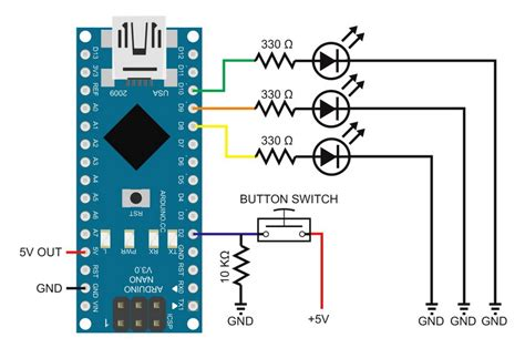 Arduino Switch by Switching Things On And With An Arduino Martyn Currey