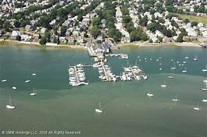 Cottage Park Yacht Club In Winthrop Massachusetts United