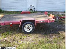 ARMSLIST For Sale Sure trac trailer