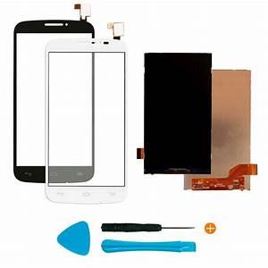 Tela Touch   Display Alcatel Onetouch Pop C7 Ot7040