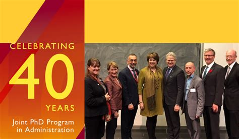 celebrating  years desautels faculty  management