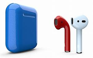 ColorWare Custom Colored AirPods Q8 ALL IN ONE The Blog