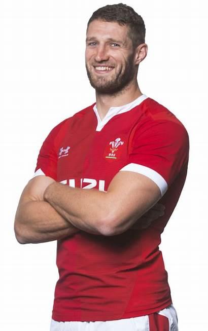 Holmes Jonah Wales Alun Wyn Jones Rugby