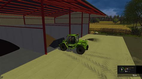 Batiment De Stockage De Grain Building V 2.0 - Farming ...