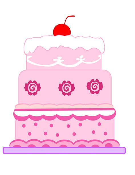 cake clipart cake free images at clker vector clip