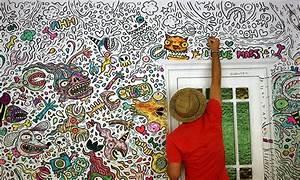 Tapeten Zum überstreichen : tapeten zum ausmalen ~ Michelbontemps.com Haus und Dekorationen