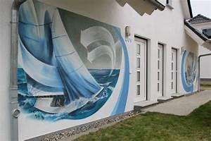 Wandgestaltung Büro Ideen : wandgestaltung ideen von dosenk nstlern umgesetzt ~ Lizthompson.info Haus und Dekorationen