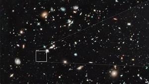 La più antica galassia dell'universo scoperta dal ...