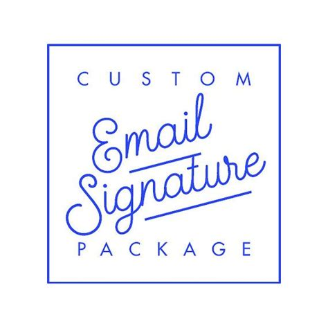 Gmail Signature Template 25 Best Ideas About Email Signature Templates On
