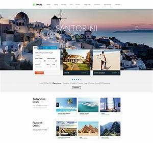 25 Responsive Bootstrap 3 HTML Website Templates Web