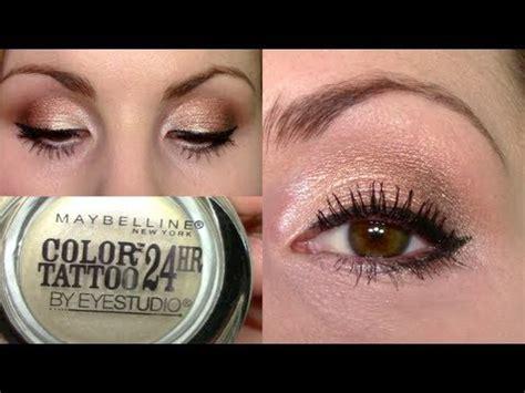 eyeshadow tutorial rose gold pearl eyes pink lips