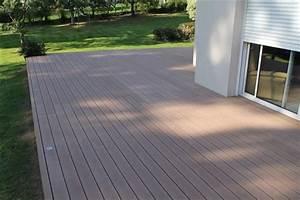 Terrasse En Bois Composite Prix : terrasse bois composite devis ~ Edinachiropracticcenter.com Idées de Décoration