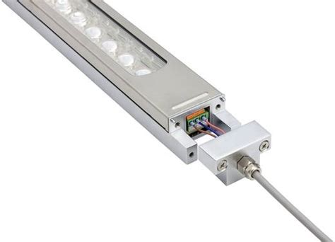 Maschinen-led-leuchte Idec Lumifa Weiß 9 W 600 Lm 24 V/dc
