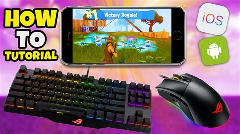 keyboard mouse hack cheat fortnite mobile fortnite ios