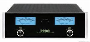 Mcintosh Mc162 Stereo Power Amplifier Manual