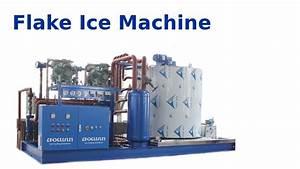 Focusun Flake Ice Machine  Ice Making Process And Machine