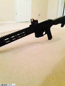 Armslist  Trade  Light Weight Faxon Ar15