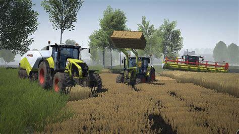 cattle  crops ne reste pas sur la paille simulagrifr