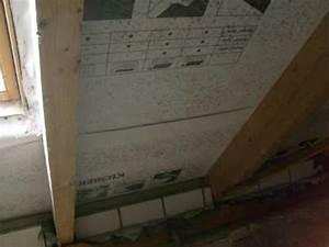 Zwischensparrendämmung Ohne Unterspannbahn : zwischensparrend mmung und dampfsperre dampfsperre ~ Lizthompson.info Haus und Dekorationen