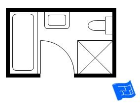 bathroom floor plans shower only small bathroom floor plans with shower home design Small