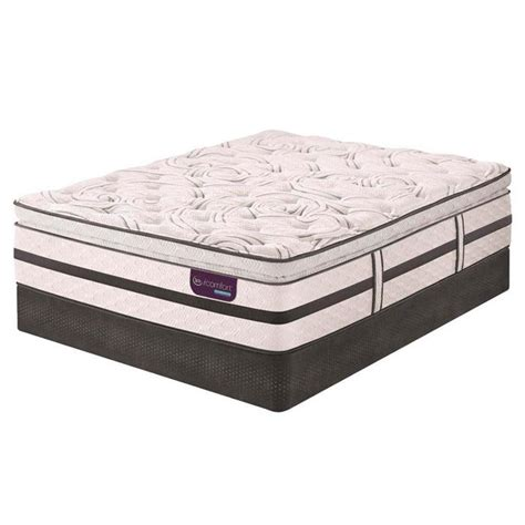 icomfort mattress reviews serta icomfort merit ii plush pillowtop mattress