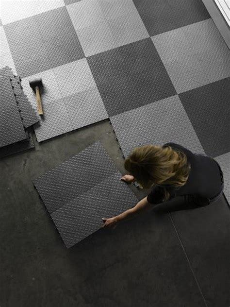 gladiator garage floor mat hardscaping 101 garage flooring gardenista