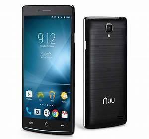 NUU Mobile Z8 Android Phone Announced Gadgetsin