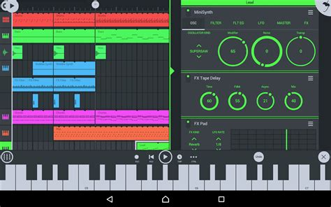 fruity loops studio mobile fl studio mobile android apps on play