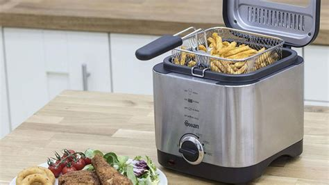 fryer deep fat fryers air swan rated guides buying sign silver